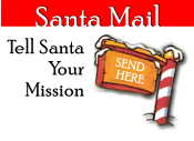 Send a Letter to Santa Claus at the North Pole